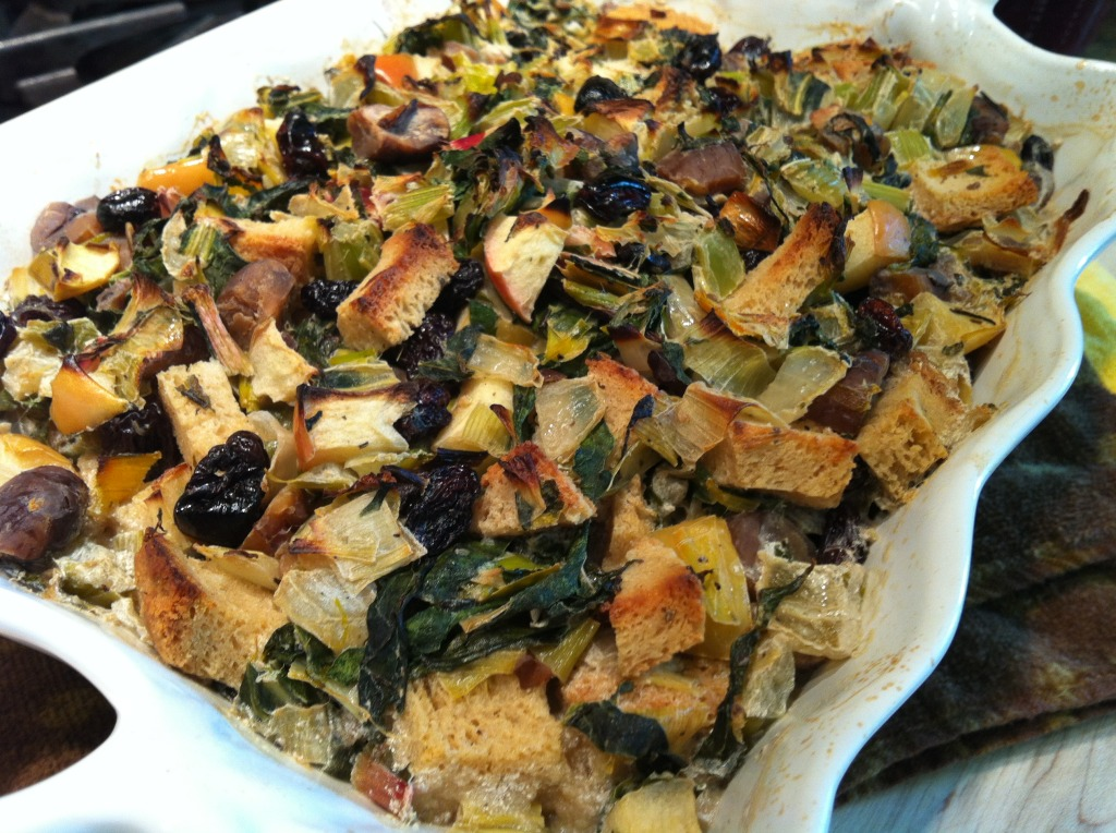 Thanksgiving Holiday Stuffing