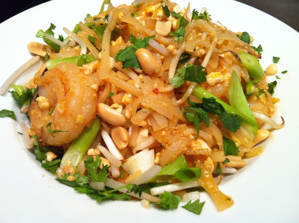 Pad Thai (gluten free, dairy free, soy free)
