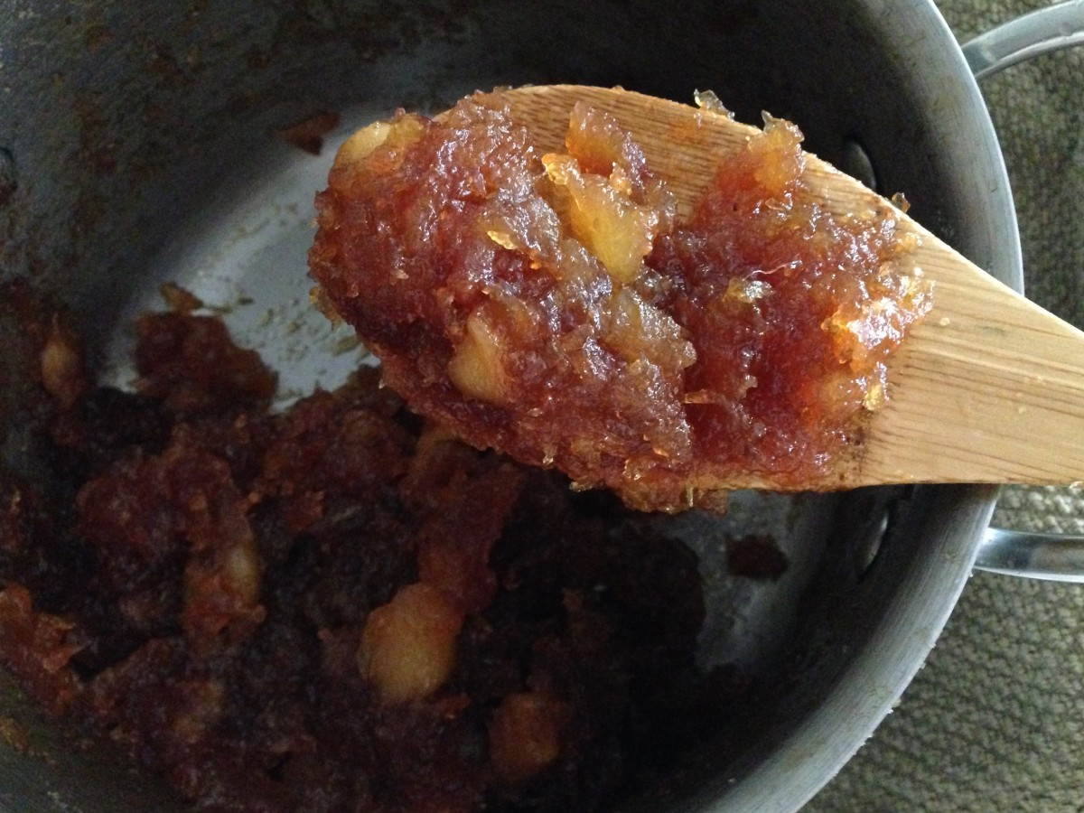 homemade apple butter gluten free vegan from jessica's kitchen