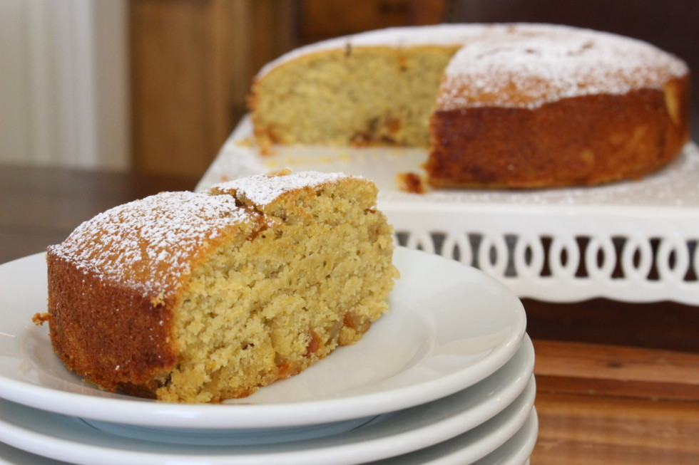 olive oil cake gluten free dairy free soy free recipe From Jessica's Kitchen