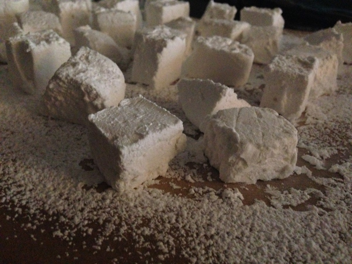 peppermint bark marshmallows gluten free corn free vegan