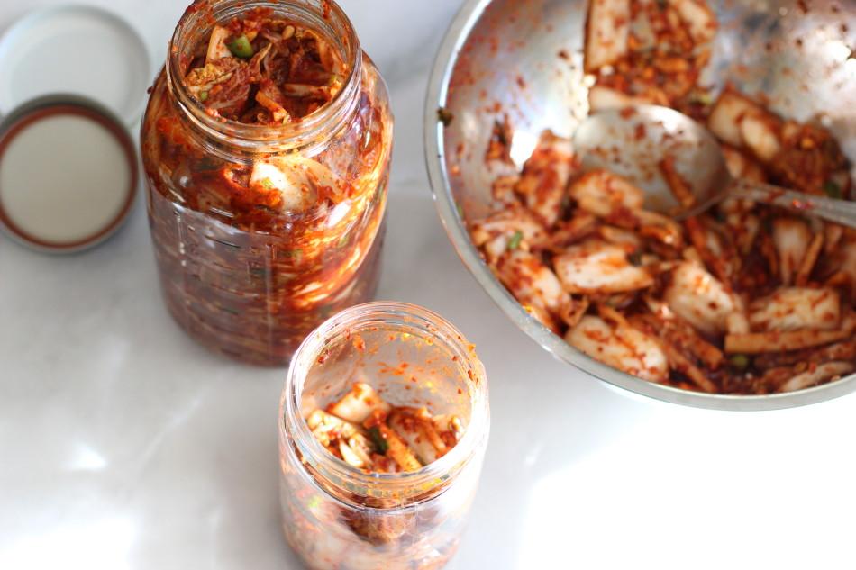Kimchi Gluten Free Dairy Free From Jessica's Kitchen