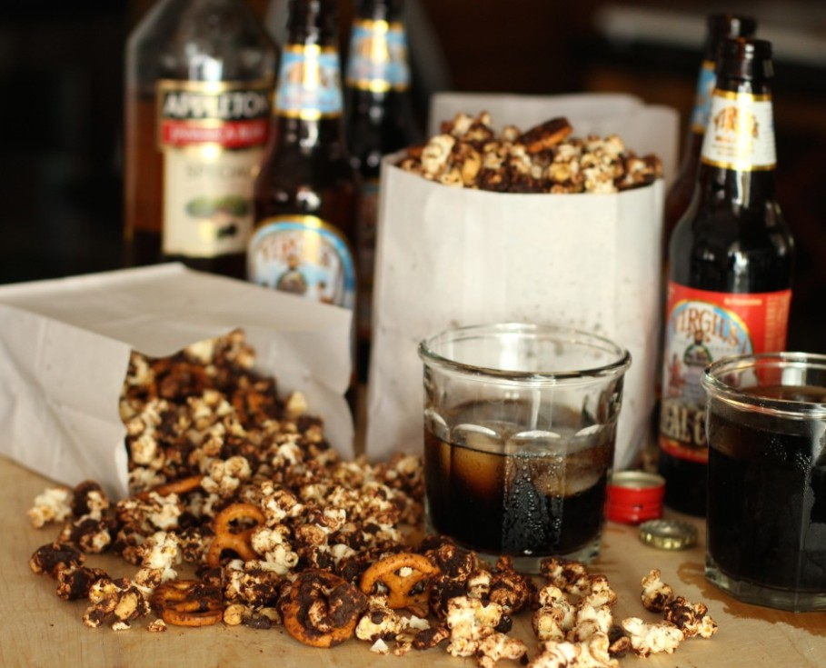 oscar party popcorn gluten free vegan soy free - From Jessica's Kitchen
