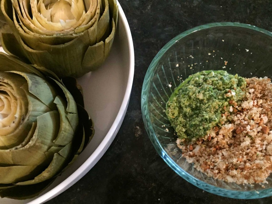 artichoke-pesto-breadcrumbs-gluten-free-dairy-free-pesto-mix4