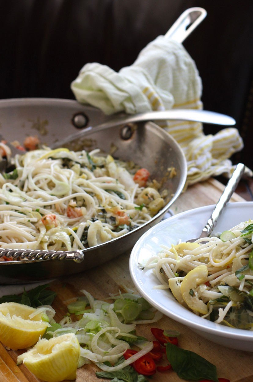 Light-and-Easy-Spaghetti-with-Langoustine-Lemon-and-Fennel-From-Jessicas-Kitchen