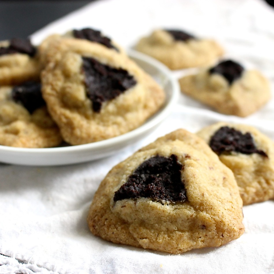 Poppy Seed Hamantaschen Cookies {gluten free, dairy free, soy free, vegan}