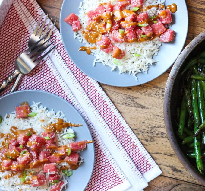watermelon-poke-green-beans-recipe-gluten-free-dairy-free-vegan-from-jessicas-kitchen (1 of 1)