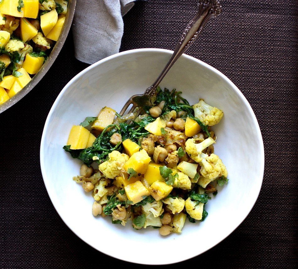 warm-chickpea-cauliflower-mango-salad-from-jessicas-kitchen