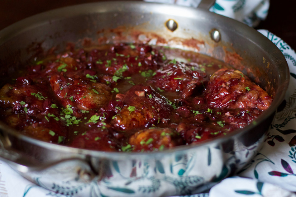 braised-chicken-sour-cherries-recipe-from-jessicas-kitchen-1-of-1