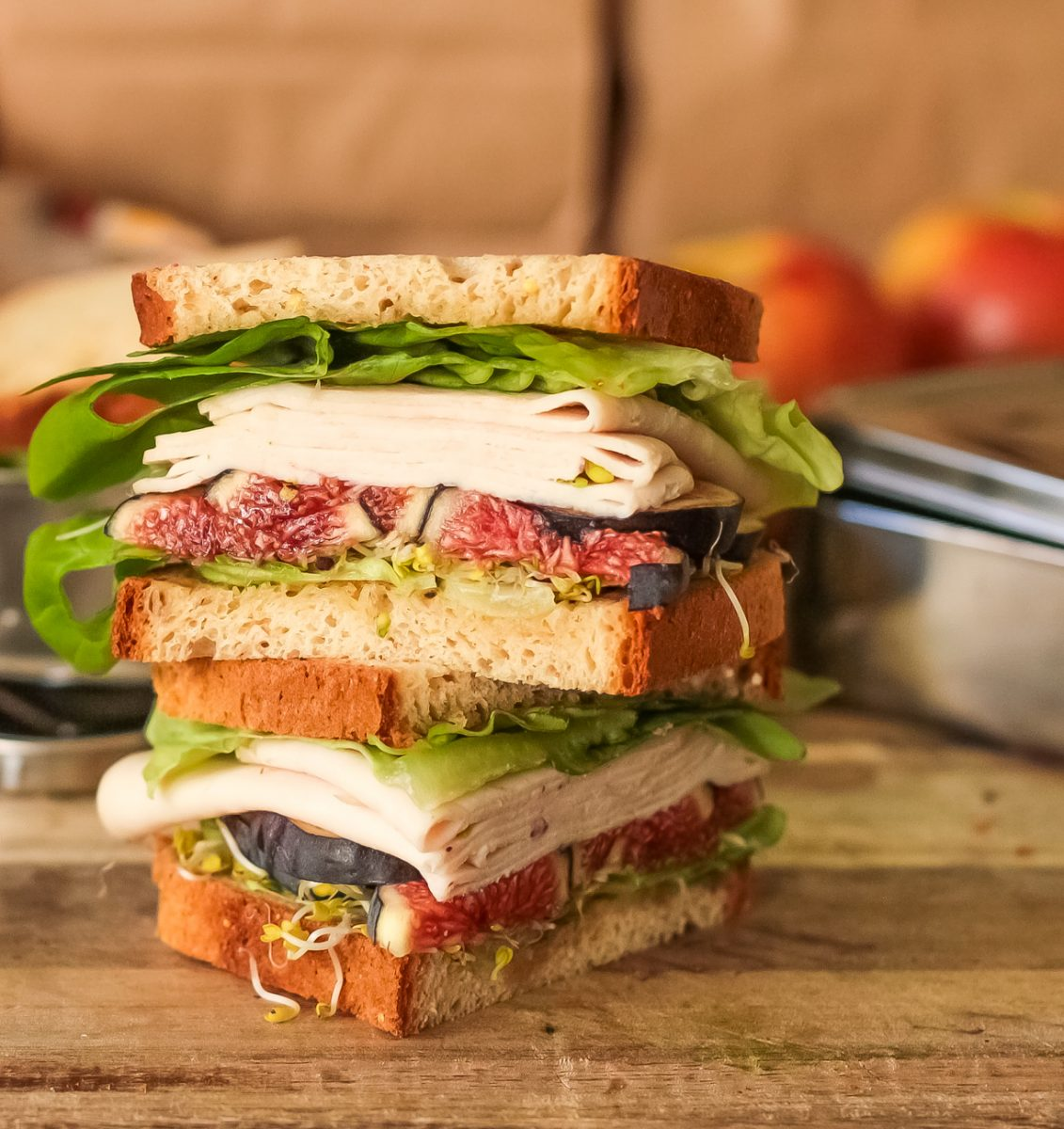 Back to School Sandwich Inspiration (gluten free, dairy free, soy free, nut free)